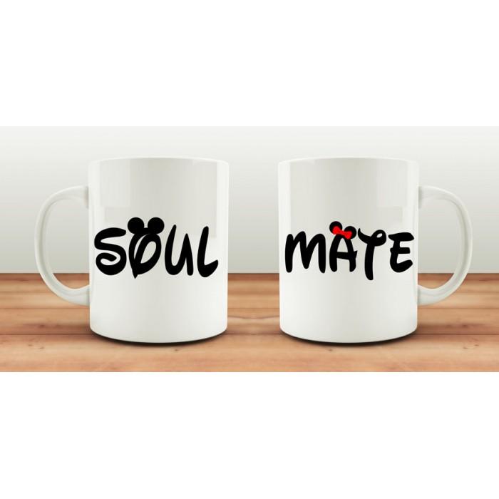 Чаши за влюбени - SOULMATE