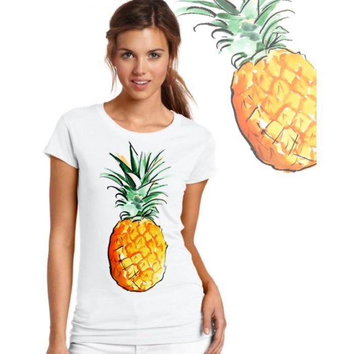 Дамска тениска – PINEAPPLE