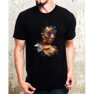 Мъжка тениска-ILLUSTRATOR