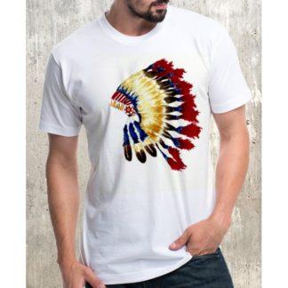 Мъжка тениска-INDIAN