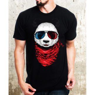 Мъжка тениска-PANDA 2