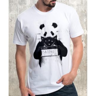 Мъжка тениска-PANDA