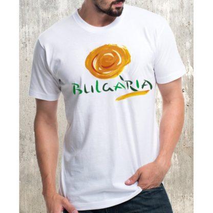 Тениска българска роза