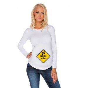 Дамска блуза за бременни – 08