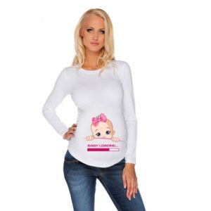 Дамска блуза за бременни – 09