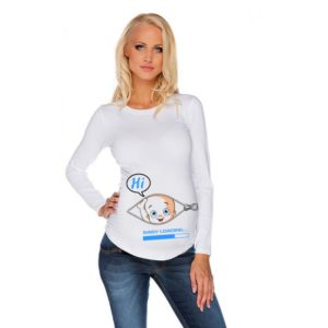 Дамска блуза за бременни – 10