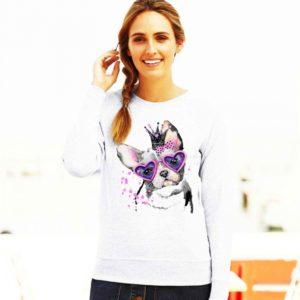 Дамска блуза – PINK DOG