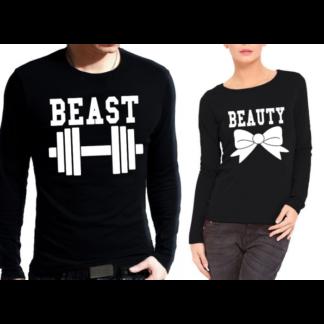 Комплект блузи за влюбени – BEST AND BEAUTY