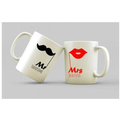 Чаши за влюбени – MR & MRS 2