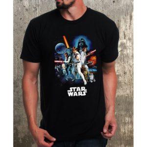 Мъжка тениска – STAR WARS PC.1