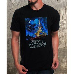 Мъжка тениска – STAR WARS PC.2