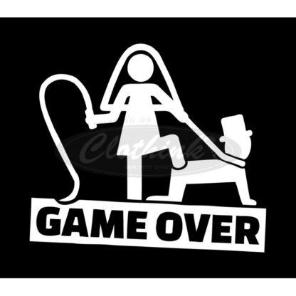 Тениски за ергенско парти – Game Over