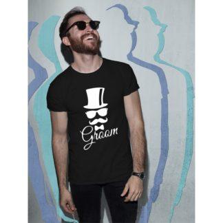Тениски за ергенско парти - Groom