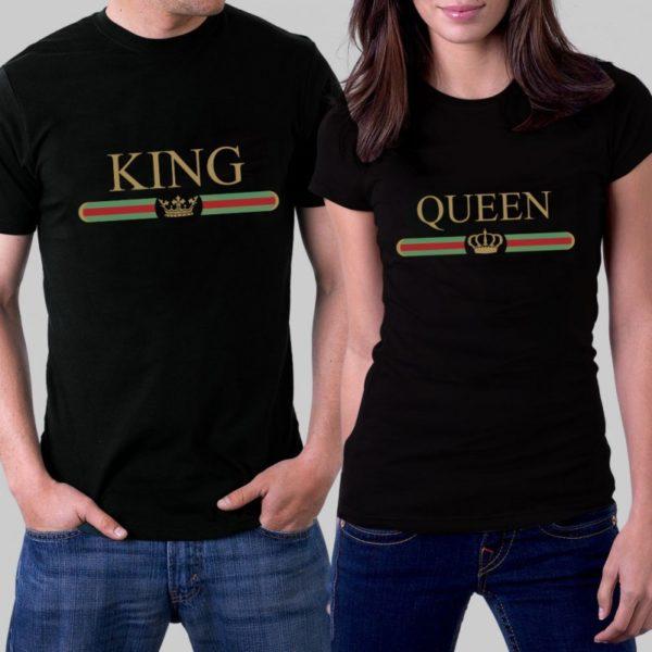 Тениски за влюбени – King Queen