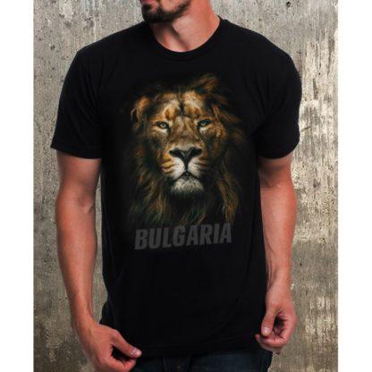 Мъжка тениска Лъв