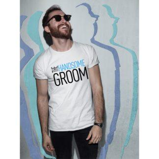 Тениски за ергенско парти – The Groom