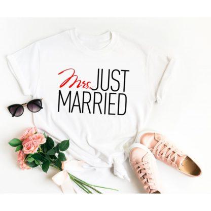 Тениски за моминско парти – Mrs. Married