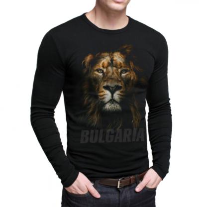 Мъжка блуза - Лъв