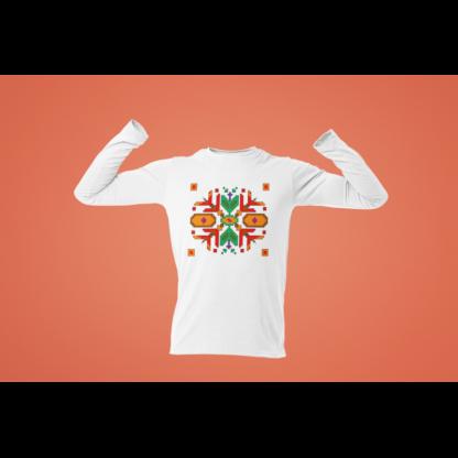Мъжка блуза с етно мотиви 03