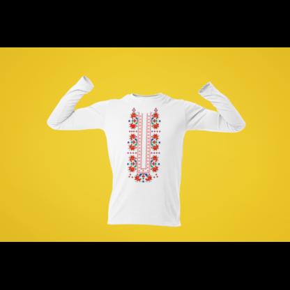 Мъжка блуза с етно мотиви 05
