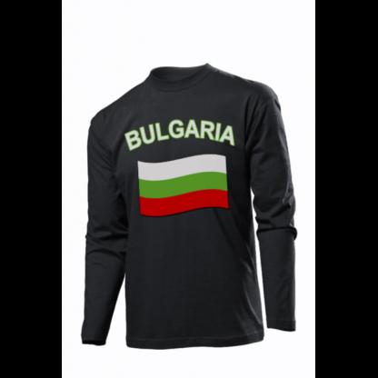 Мъжка блуза – България