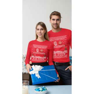 Комплект коледни блузи All I Want For Christmas...
