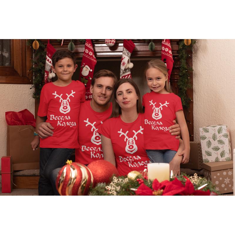 Семеен коледен комплект – Весела Коледа 2