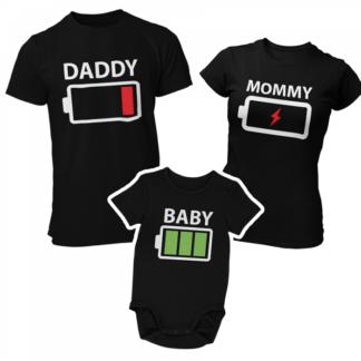 Комплект мама, татко и аз - BATTERY