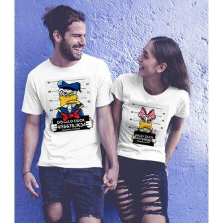 Тениски за влюбени – DAISY AND DONALDORLANDO