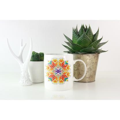 Керамична чаша с шевици-01