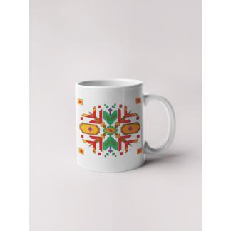 Керамична чаша с шевици-02