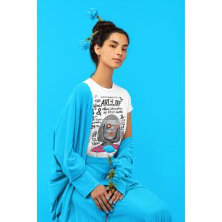 Дамска тениска –THE ART OFF