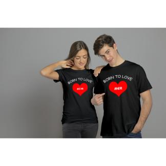 Тениски за влюбени – BORN TO LOVE