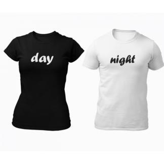 Тениски за влюбени – DAY & NIGHT