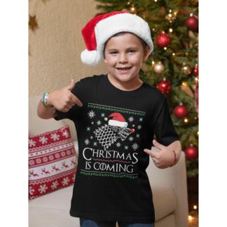 Унисекс детска тениска-GAME OF THRONES